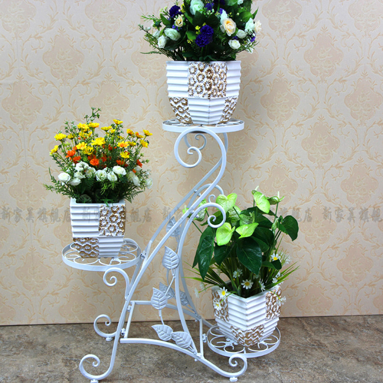 Разновидности подставок для цветов своими руками